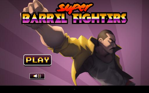 Super Barrel Fighters