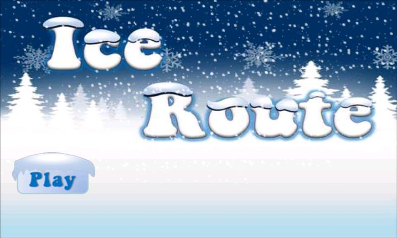 Free Ice Route - screenshot