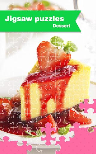 Yummy Desserts - Jigsaw Puzzle