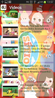 Screenshot of Sítio do Picapau Amarelo