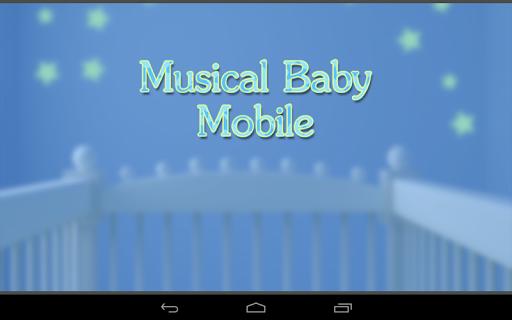 Musical Baby Mobile