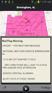 FLASH Weather Alerts screenshot 4