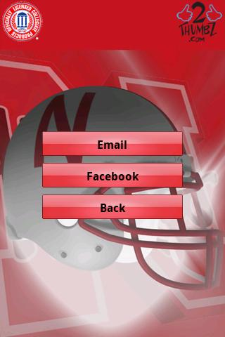 Nebraska Cornhuskers Gameday- screenshot