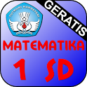 Matematika 1 SD Gratis icon