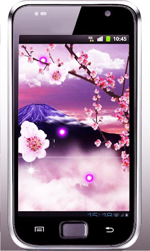 Japan Sakura live wallpaper