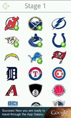 ロゴクイズNFL MLB、NBA、MLSのおすすめ画像2
