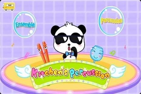Kitchen's Percussion -BabyBus- screenshot thumbnail
