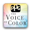 The Voice of Color logo