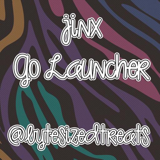 Jinx Go Launcher 個人化 App LOGO-APP試玩