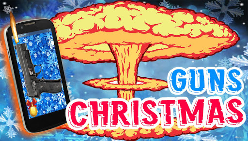 Christmas Santa Weapon Guns