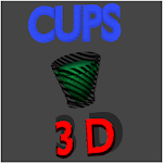 Drinking Cups 3D Free