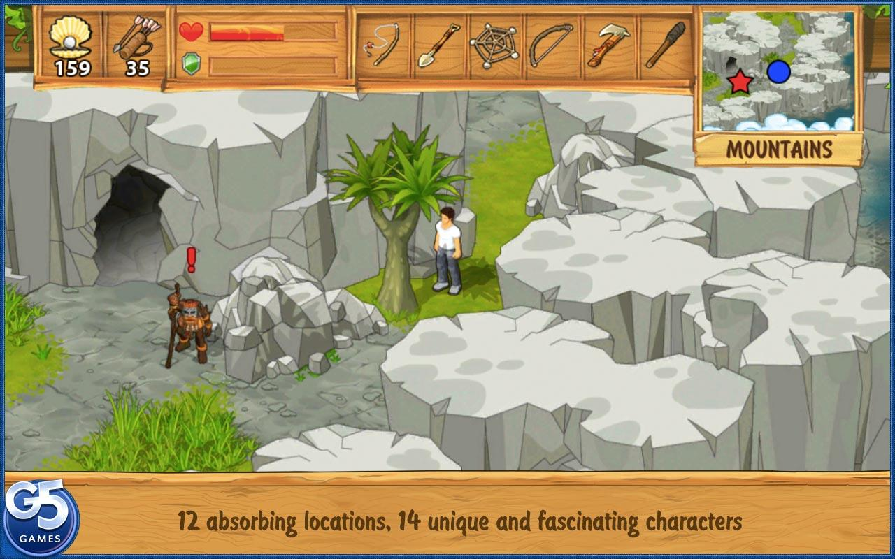 The Island: Castaway®- screenshot