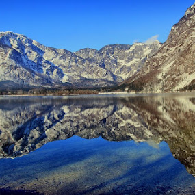 reflection by Ld Turizem - Landscapes Waterscapes