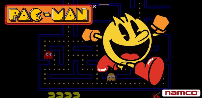 PAC-MAN da Namco