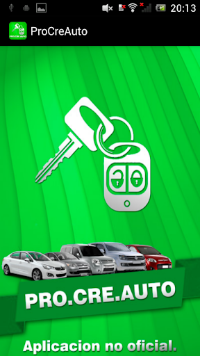 ProCreAuto Info. NoOficial
