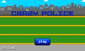 Screenshot of Crazy Police
