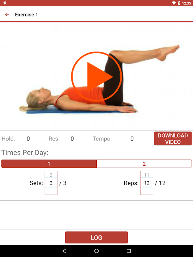 Salaso - Injury Rehab- screenshot