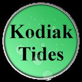 Kodiak Tide Tables - 2