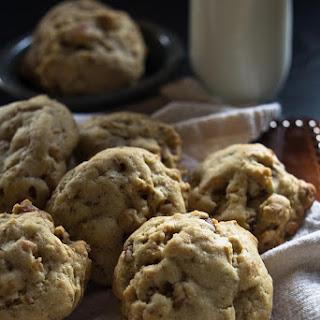 Pecan Pretzel Peanut Butter Chip Cookies