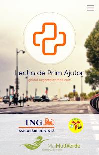 Lectia de Prim Ajutor - screenshot thumbnail