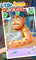 Screenshot of Arm Doctor - casual games