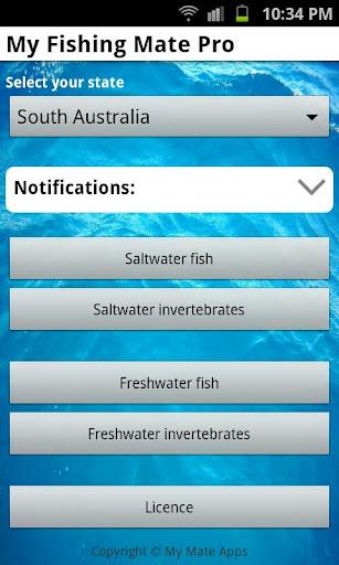My Fishing Mate Pro Australia