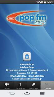 POP FM 102.1- screenshot thumbnail