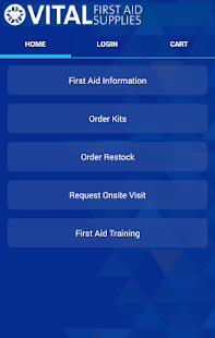Vital First Aid Supplies- screenshot thumbnail