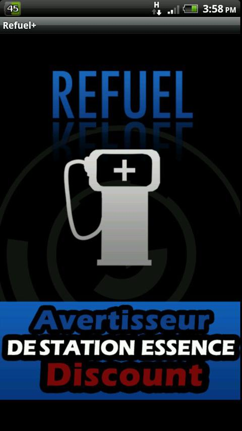 Refuel + - screenshot