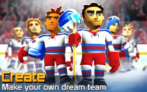 BIG WIN Hockey 2014 - screenshot thumbnail
