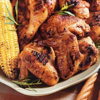 Dijon and Tarragon Grilled Chicken Recipe