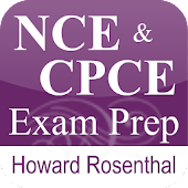 The NCE & CPCE Exam Prep App icon