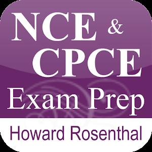 The NCE & CPCE Exam Prep App