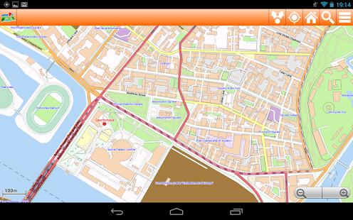 Saint-pétersbourg offline map - screenshot thumbnail