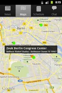 Zouk Berlin- screenshot thumbnail