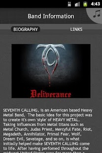 Seventh Calling Metal - screenshot thumbnail
