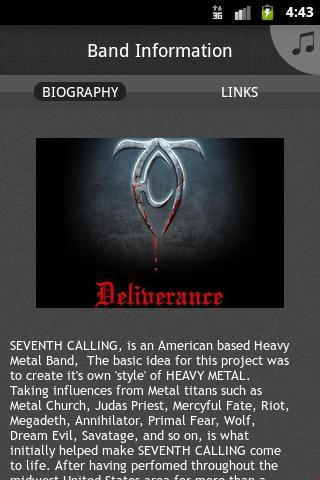 Seventh Calling Metal - screenshot