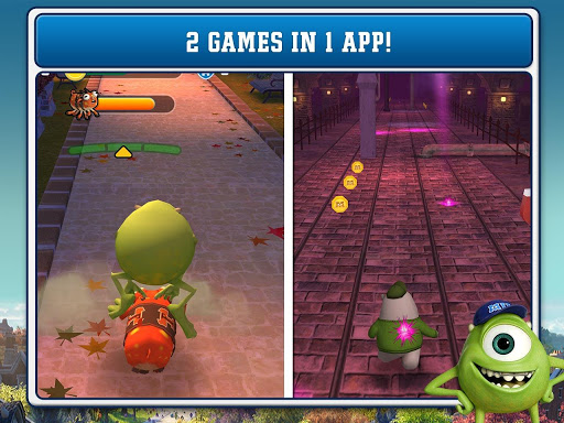 Monsters University v1.0.0 APK