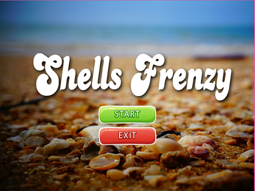 Shells Puzzle Frenzy