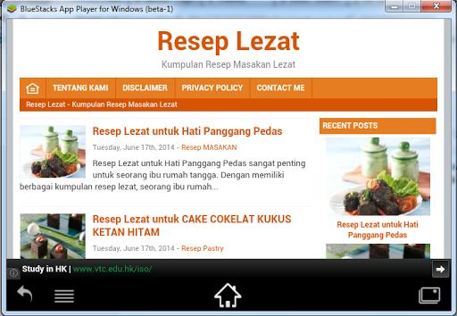 Resep Lezat
