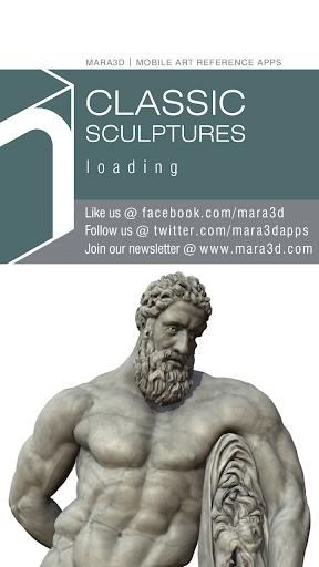MARA3D Classic Sculptures