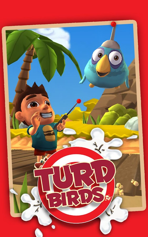 Turd Birds - screenshot