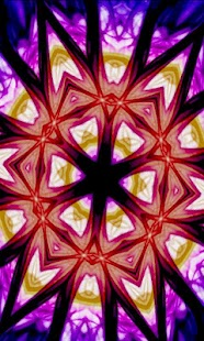 Kaleidoscope Live Wallpaper- screenshot thumbnail