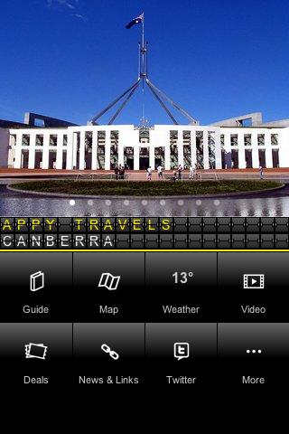 Canberra - Appy Travels