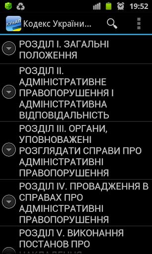 КУпАП України+++