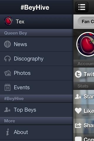 #BeyHive - screenshot