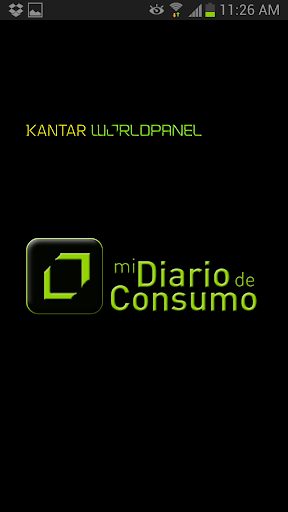 Mi Diario de Consumo