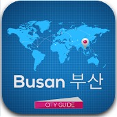 Busan Guide Map Weather