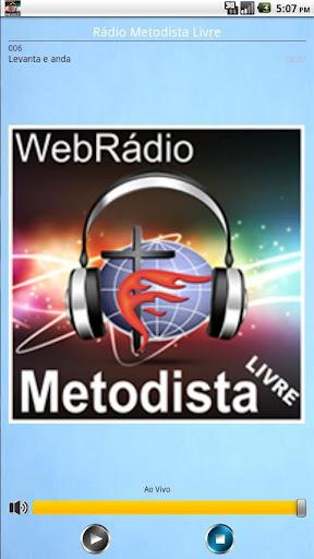 Rádio Metodista Livre