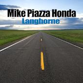 Mike Piazza Honda